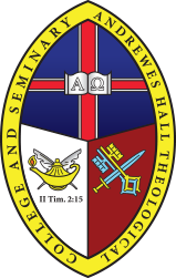 Andrewe's Hall's Crest